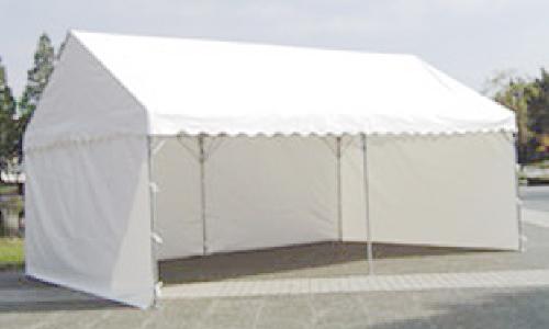 テント用垂れ幕使用イメージ2